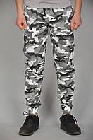 Мужские штаны камуфляжные Rextim Criminal (серые)