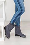 Зимние  женские ботинки ТМ Bona Mente (разные цвета), фото 5