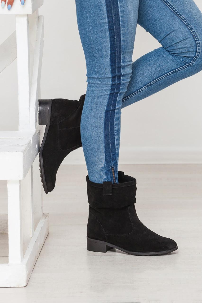 Зимние  женские ботинки ТМ Bona Mente (разные цвета)