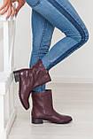 Зимние  женские ботинки ТМ Bona Mente (разные цвета), фото 6