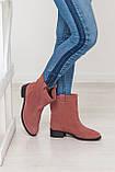 Зимние  женские ботинки ТМ Bona Mente (разные цвета), фото 7