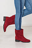 Зимние  женские ботинки ТМ Bona Mente (разные цвета), фото 2