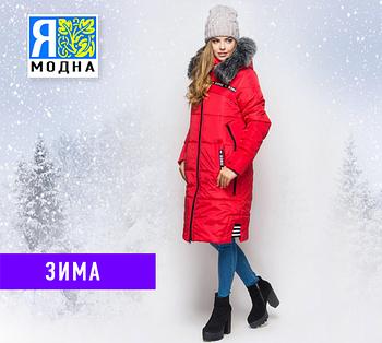 Куртки-пуховики женские / Зима