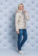 Куртка женская демисезон беж