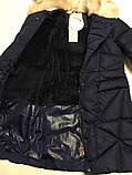 Пальто для девочек р.8 лет (маломерит), фото 5