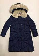 Пальто для дівчаток р. 8 років (маломерит)