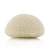 Натуральный спонж для сухой кожи ( Sponge for dry skin) на основе батата, питает кожу