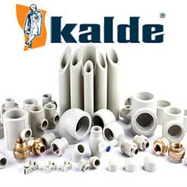 Полипропиленовые трубы и фитинг — Kalde (Tурция)