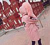 "Куртка-парка женская зимняя ""Port Clerence"" светло-розовая, фото 2"
