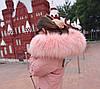 "Куртка-парка женская зимняя ""Port Clerence"" светло-розовая, фото 4"