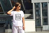Футболка 'Girl Power'