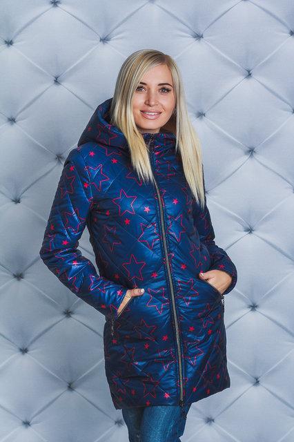 Стильное женское пальто