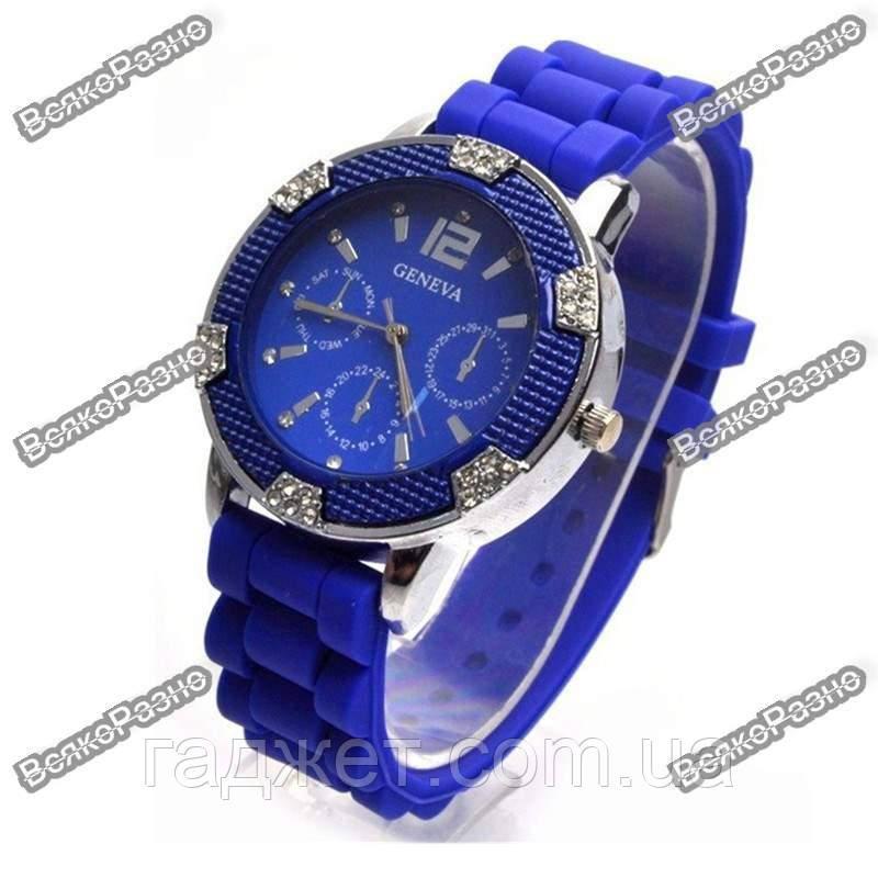 Часы Geneva Michael Kors Crystal синие