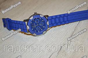 Часы Geneva Michael Kors Crystal синие, фото 2