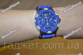 Часы Geneva Michael Kors Crystal синие, фото 3