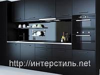 Кухни с фасадами МДФ крашеный