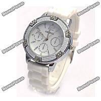 Часы Geneva Michael Kors Crystal белые