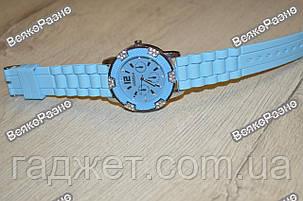 Часы Geneva Michael Kors Crystal голубые, фото 2