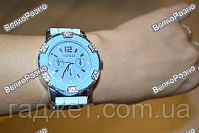 Часы Geneva Michael Kors Crystal голубые, фото 3