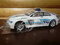 Полицейская машина инерционная BMW