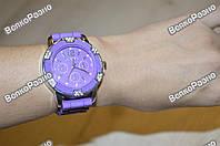 Часы Geneva Michael Kors Crystal фиолетовые