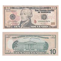 Пачка 10 долларов 020316-143