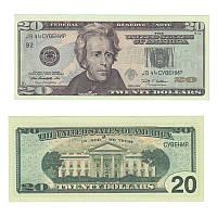 Пачка 20 долларов 110316-409