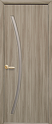 Полотно Дива со стеклом сатин от Новый стиль (дуб жемчужный, кедр, сандал, ясень патина)