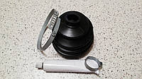 Пыльник для ШРУС наружный Volkswagen Golf 2, Амулет, Форза (ремкомплект: пыльник + смазка + хомут), Gumex
