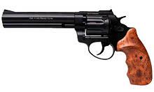 "Револьвер флобера STALKER 4 мм 6"" коричнева рукоятка"