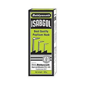 Засіб для поліпшення травлення Исабгол (Sat Isabgol) (він же псиллиум), 100 г, фото 2