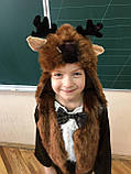 Карнавальный костюм оленя  прокат киев, фото 4