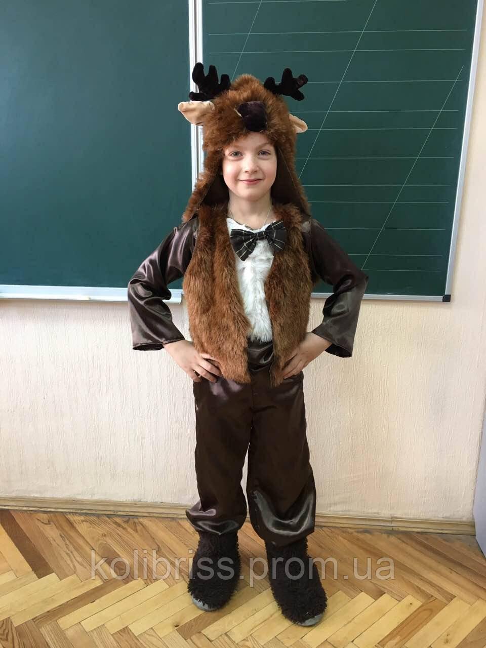 Карнавальный костюм оленя  прокат киев