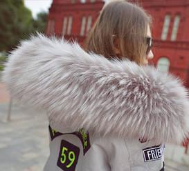 "Куртка-парка женская зимняя ""Port Clerence"" серая"