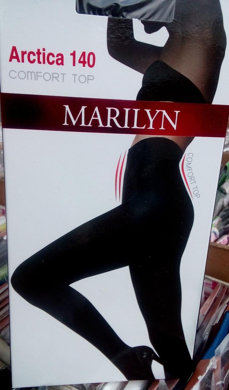 Колготки женские теплые Marilyn ARCTICA 140, размер 5