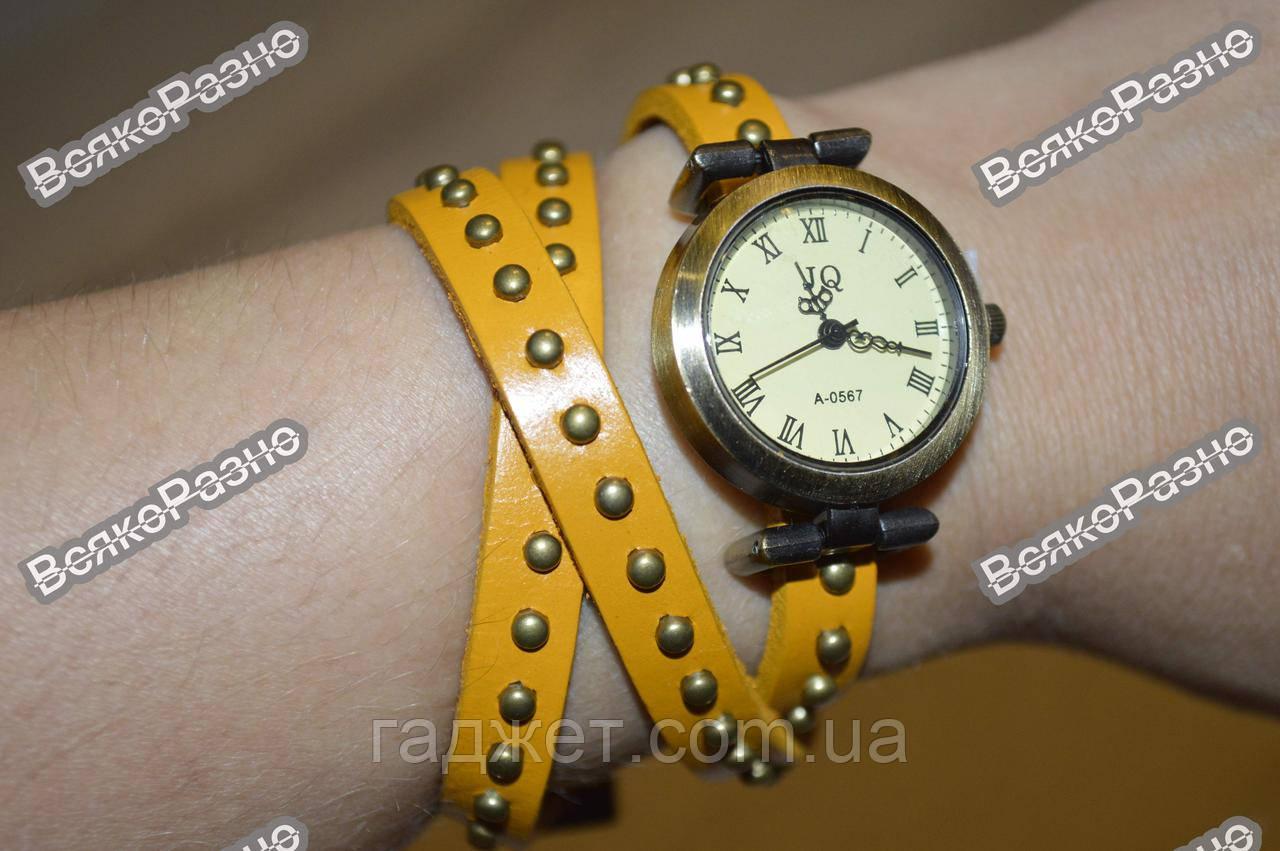 Женские наручные часы-браслет