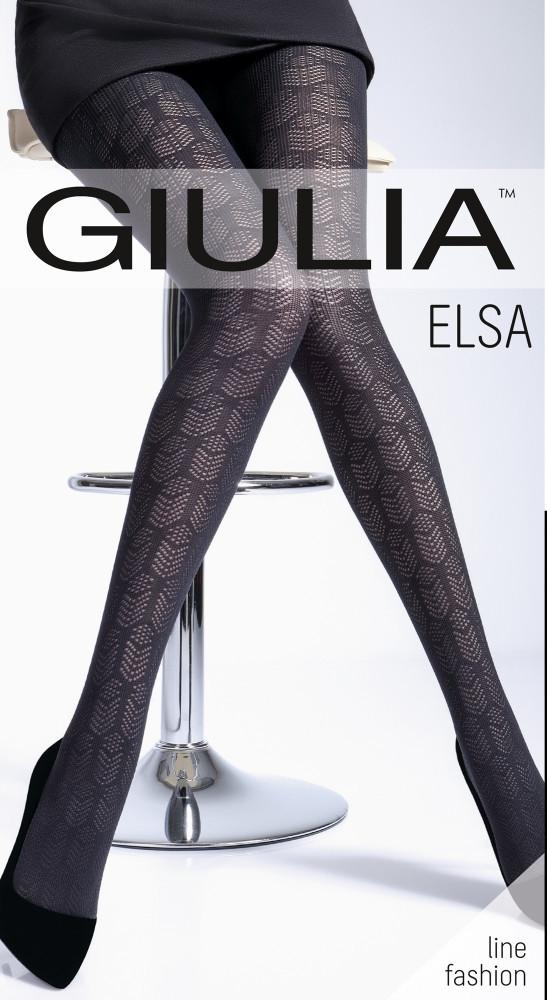 Колготы женские с узором GIULIA Elsa 100 (2)