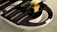 Аппарат для приготовления корн-догов (сосиски в тесте) livstar 1215, 6 изделий, возможна сладкая выпечка, 220в