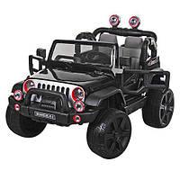 Детский электромобиль Джип Bambi M 3469 EBLR-1
