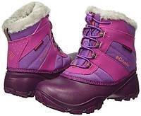 Зимние ботинки Columbia на девочку 25-31р