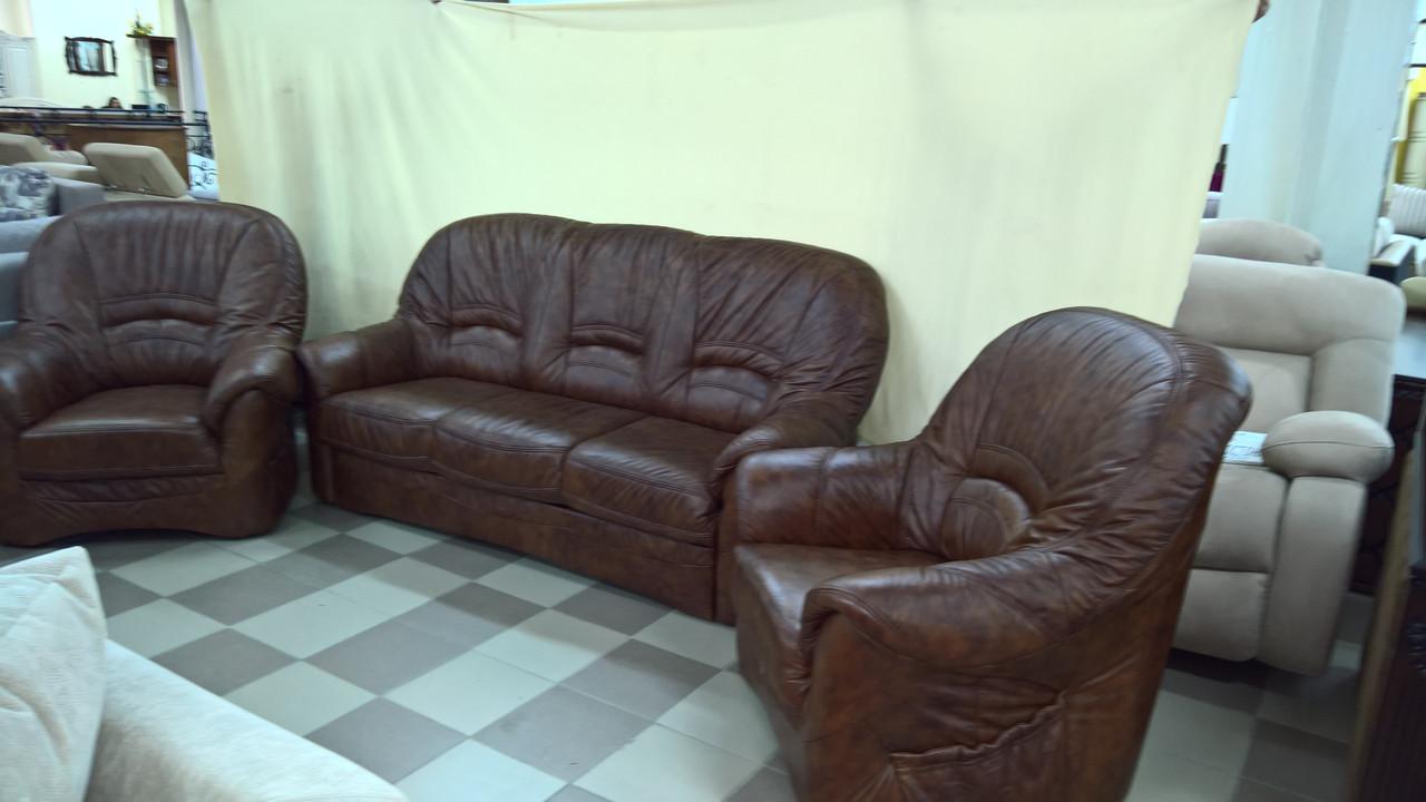 Кожаная мягкая часть АСТОРИЯ - Интернет-магазин мебели для дома ГАіТІ в Львове
