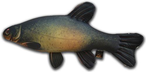 Антистрессовая игрушка 3K Fish Линь малый 49х25см