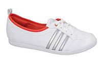 Балетки женские Adidas PIONA W F99436 женские цвет: белый