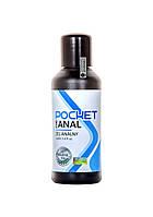Новинка Гель смазка для анального секса на водной основе Pocket Anal 100ml оригинал