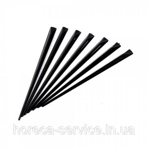 Призма черная пластик 1000шт., фото 2