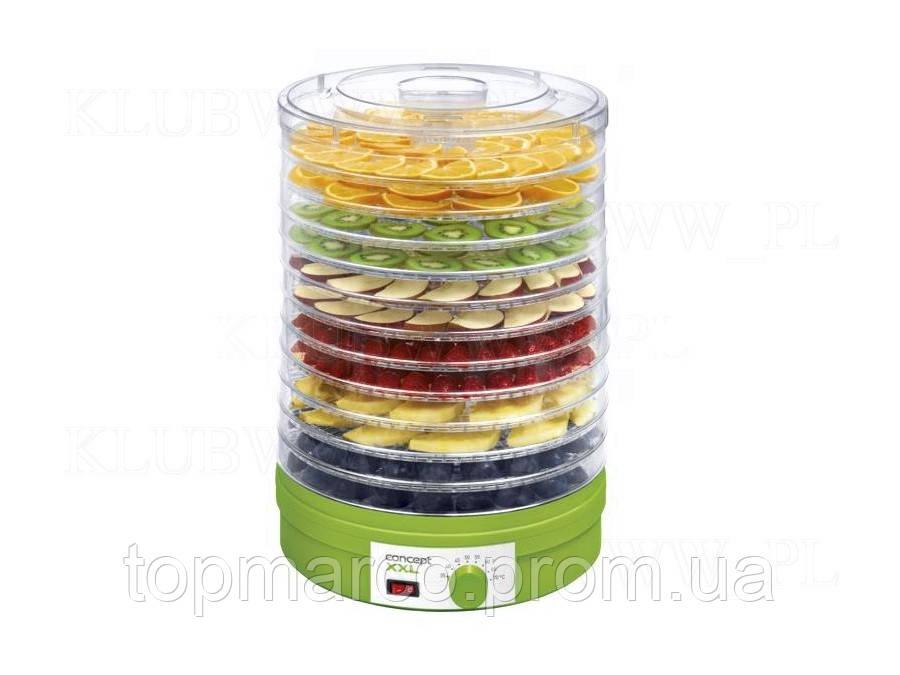 Сушилка для овощей и фруктов CONCEPT SO1025