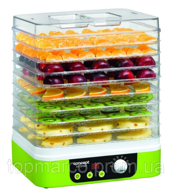 Сушилка для овощей и фруктов CONCEPT SO1060