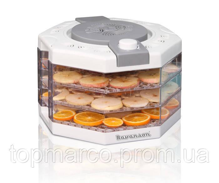 Сушилка для овощей и фруктов RAVANSON SD-2010