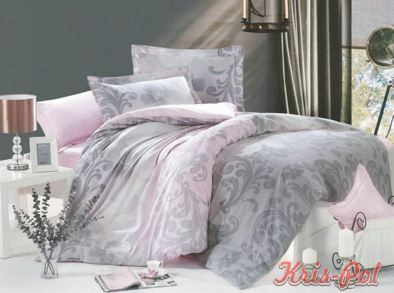 Постільна білизна двохспальна 180 220 бавовна (1704) TM KRISPOL Україн de6674b5bf9b5