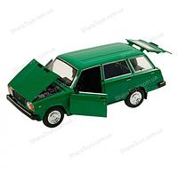 """Модель машины ваз-2104 от Автопром жигули """"Четверка"""""""